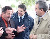 El consejero de Agricultura y Agua, Antonio Cerdá, asiste al acto de conmemoración del 30 aniversario de la Comunidad de Regantes de Lorca