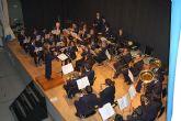 Los torreños disfrutan de su cita con la música en honor a Santa Cecilia