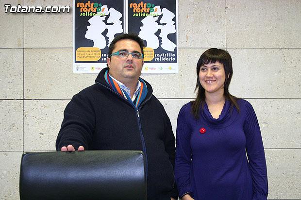 """El I Rastrillo """"Rastros y rostros solidarios""""  se celebrar� el 14 de diciembre en la Plaza de la Balsa Vieja, Foto 1"""