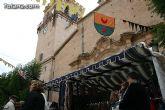 Totana inmersa en el siglo XIV revive el pasado con el Mercadillo Medieval