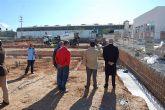 Comienzan las obras del colegio de Los Pulpites de Las Torres de Cotillas