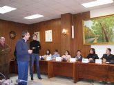 Pleno infantil de las I Jornadas de Participación con motivo del Día de la Constitución