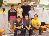"""Un total de 84 escolares participan en el torneo escolar de b�dminton, enmarcado en el programa """"Haz deporte, haz salud"""""""