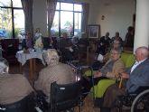 Arranca el programa de fiestas de la Pur�sima y la programaci�n de navidad de la Residencia y del Servicio de Estancias Diurnas de Alzheimer