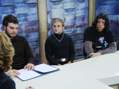 Se constituye el ÁREA JÓVEN DE IU, con la participación de jóvenes de Alhama, Totana y Águilas, Foto 1