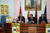 """Presentación de la campaña """"Alcantarilla interesa"""", en apoyo al comercio de este municipio"""