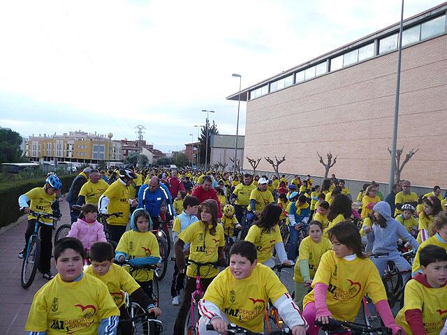 La Concejal�a de Deportes informa de que el D�a de la Bicicleta se pospone al 26 de abril, Foto 1