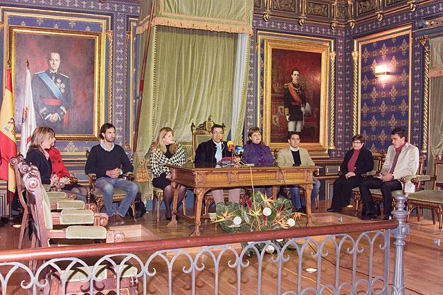 El ayuntamiento celebra el trigésimo aniversario de la Constitución - 1, Foto 1