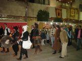 El Mercado Medieval ocupa todo el centro de San Javier y se convierte en visita obligada durante el puente