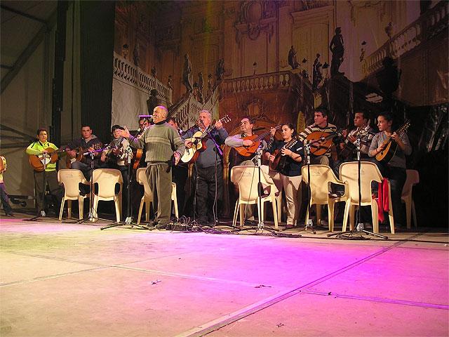 El XIV Encuentro de Cuadrillas inaugura las fiestas de La Estación-El Esparragal en honor a la Inmaculada - 1, Foto 1