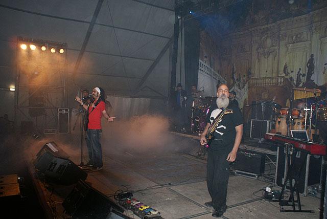 HUECCO presenta su disco en las Fiestas del Esparragal-La Estación de Puerto Lumbreras - 1, Foto 1