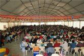 """Más de 1000 personas celebran el día grande de las Fiestas en el tradicional """"Arroz y Pavo"""""""