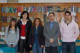 Firma del convenio para la puesta en marcha de dos Punto de Información Juvenil