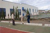 Comienzan las obras de remodelación y accesibilidad del Polideportivo Municipal de Puerto Lumbreras