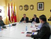 El delegado del Gobierno copreside la Junta Local de Seguridad de Archena
