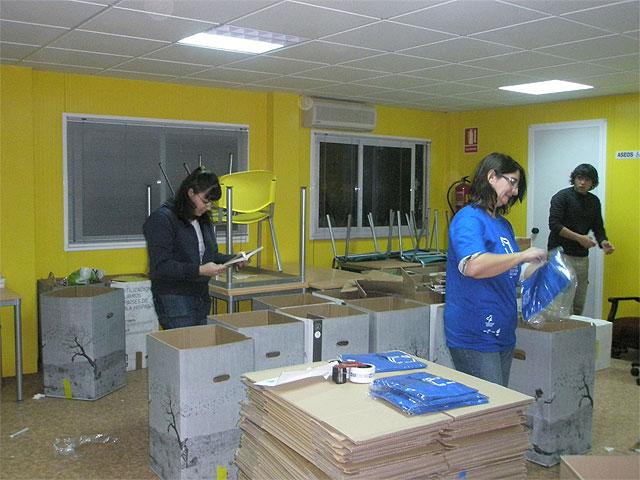 El Ayuntamiento de Molina de Segura participa en el Proyecto Libro, con la recogida de libros y material escolar para ser reutilizados en países de habla hispana - 2, Foto 2