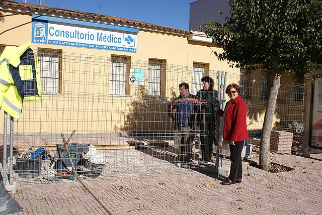 El consultorio médico de La Estación-El Esparragal reforma su aspecto para mejorar la atención de los vecinos - 1, Foto 1