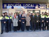 Nuevas dependencias de la Terminal remota de Mando y Control del 1-1-2 en Santomera