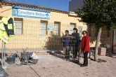 El consultorio médico de La Estación-El Esparragal reforma su aspecto para mejorar la atención de los vecinos