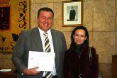 La ministra de vivienda apoya la rehabiliación de San Gil