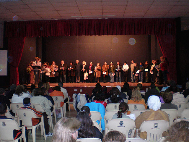 Vecinos de San Javier, San Pedro del Pinatar y Los Alcázares se unen para una lectura pública de la Declaración de los Derechos Humanos - 2, Foto 2