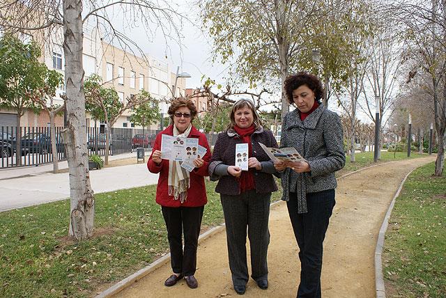 Las concejalas de Igualdad de Oportunidades, Sanidad y Política Social presentan el programa de Hábitos Saludables - 1, Foto 1