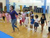 Un total de 90 alumnas participa en la Escuela Deportiva Municipal de Danza durante esta temporada