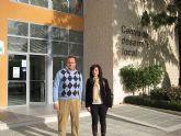 El concejal de Desarrollo Local e Industria de �guilas visita las instalaciones del Centro de Desarrollo Local