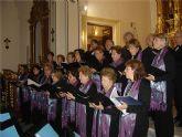 El V Encuentro de Corales llevó la Navidad a la iglesia de san Francisco Javier