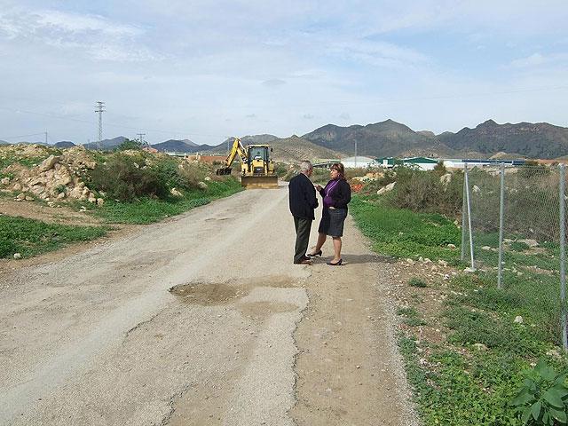 El Ayuntamiento acondiciona el Camino de Los Vaqueros - 1, Foto 1