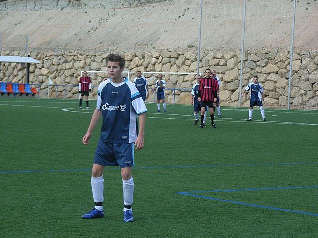 Victoria de la Peña Madridista La Décima en el partido de la jornada contra el Bar River-Santo Barón En la liga de futbol aficionado Juega Limpio, Foto 4