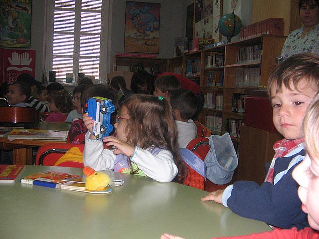 La Biblioteca Municipal de Totana recibe un premio por quinto año consecutivo, Foto 3