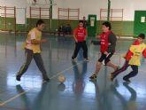 La Concejalia Deportes de Totana organiz� la fase local escolar de futbol sala en las categorias infantil, cadete y juvenil