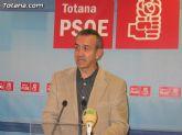 Ot�lora insta al alcalde para que tome medidas urgentes que resuelvan la crisis en Totana