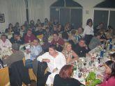 Una cena de Navidad numerosa y divertida en Las Torres de Cotillas
