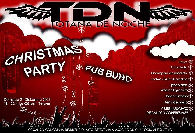 """El programa """"Totana de Noche"""" TDN celebra una gran fiesta final este domingo 21 de diciembre para despedir el año 2008, Foto 1"""