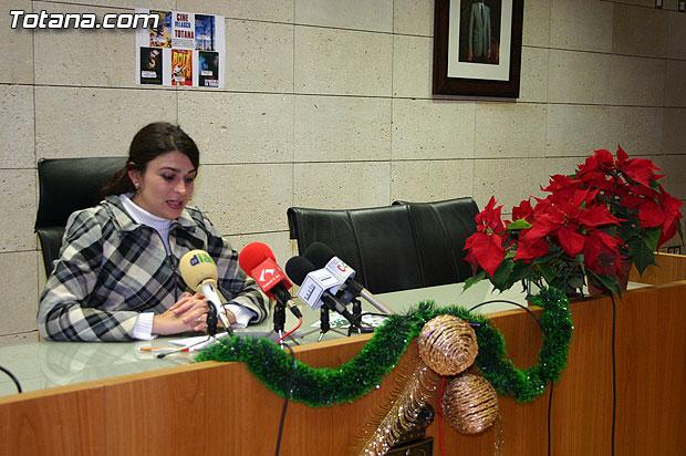 Presentado el programa de Navidad y Reyes, Foto 2