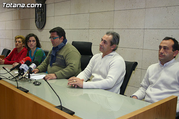 """El concejal de Bienestar Social presenta las l�neas de trabajo de """"Atofade"""" y """"Cerma"""", Foto 1"""