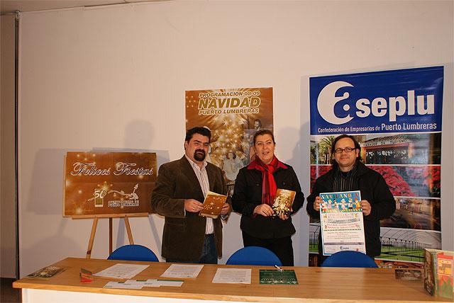 El Ayuntamiento presenta la programación de la Navidad del Cincuentenario. - 1, Foto 1