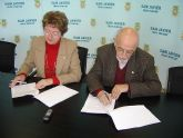 Ayuntamiento y Teléfono de la Esperanza firman un convenio para desarrollar un programa de cursos sobre salud emocional