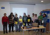 """El """"Taller de igualdad de oportunidades"""", cont� con la participaci�n de una decena de personas de diferentes nacionalidades"""