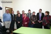 Los Vecinos de El Paret�n-Cantareros disfrutan ya del centro de Participaci�n Ciudadana que fue inaugurado ayer