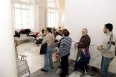 Más de 300 donantes en el I Maratón de Donación de Sangre