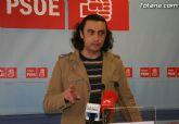 """Mart�nez Usero: """"la situaci�n econ�mica del ayuntamiento es consecuencia de la gesti�n del PP"""""""