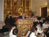 El pregón y el concierto de Navidad dan la bienvenida en San Javier a las fiestas navideñas