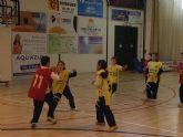 La Concejal�a de Deportes organiza una jornada de Minibasket Benjam�n