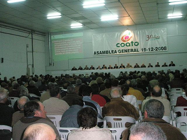 COATO har� la pr�xima ampliaci�n de sus instalaciones fuera de Totana, Foto 4