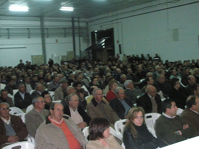 COATO har� la pr�xima ampliaci�n de sus instalaciones fuera de Totana, Foto 5