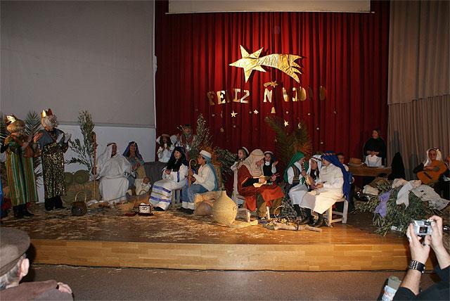 ALDEA celebra un original teatro de Navidad en el Centro Cultural - 1, Foto 1