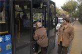 Los autobuses tendrán horario especial los días festivos de Navidad